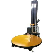Machine d'emballage de palettes à film étirable entièrement automatique QTP1800F