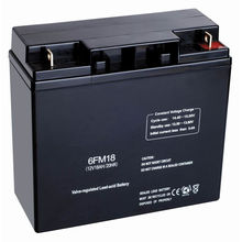 12v 18ah High Temperature Battery Sealed Lead Acid Battery For Telecommunication Equipment