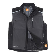 Softshell Bodywarmer Water-repellent windproof and breathable vest
