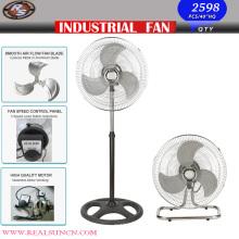 Venta caliente 18inch industrial 2 en 1 ventilador calidad estupenda