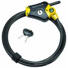Verrouillage par câble, numéro de verrouillage maître 8433, verrouillage des câbles