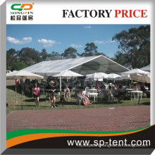 cheap wedding party tent 10x40m for sale made in Guangzhou China fully decorated for outdoor wedding party ceremony event