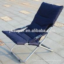 Cadeira de praia dobrável para cadeira de praia portátil ao ar livre