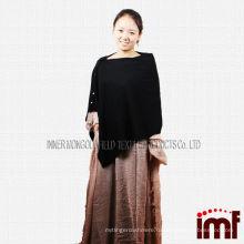 Простые трикотажные вязание шаль оптом из Малайзии