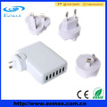 6 port usb charger, usb wall charger, power strip usb