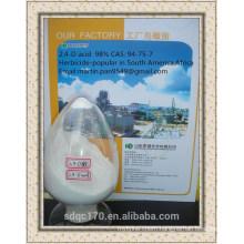 Popular,effective 2,4-D herbicides 98%TC, CAS:94-75-7