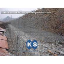 Gabion Stone Retaining Wall