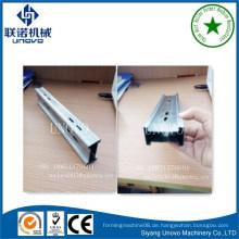 Heißes verkaufendes galvanisiertes Stahl-Trennprofil