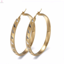 Antique Guangzhou Gold Earring Designs Jewelry Factory
