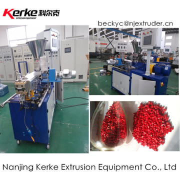Side feeder with twin screw lab extruder model