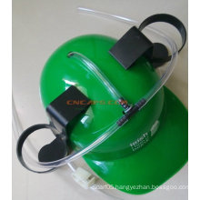 Custom Print Drinking Hat Beer Cap with Straw for St Patrick′s Day