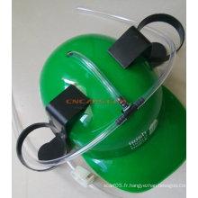 Chapeau de boisson à imprimé personnalisé avec paille pour le St Patrick's Day