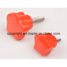 Bakelite Plastic Star-Shape Tool Knob From Direct Factory