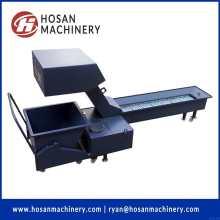 chip conveyor hinged belt type