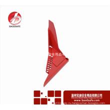 Вэньчжоу BAODI Quarter Turn Шаровой кран Ручка блокировки BDS-F8604-1Red Цвет