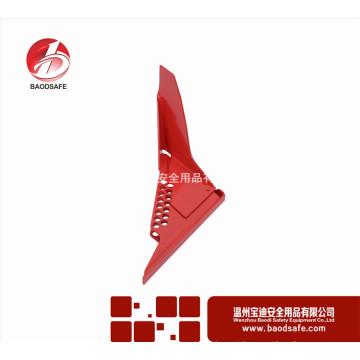 Wenzhou BAODI BDS-F8604-1 Válvula de esfera de quarto de giro Manipular bloqueio Bloqueio de válvula de bloqueio de segurança