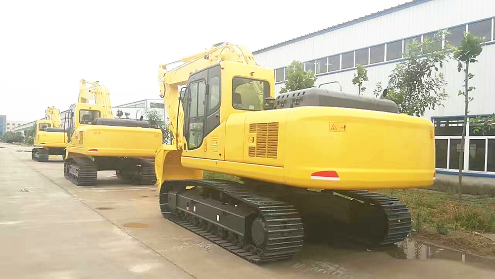 Crawler Excavator Supply