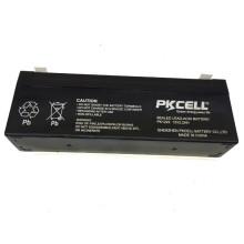 Batterie scellée de cycle profond d'acide de plomb 12V 2.2Ah