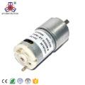 low noise 6v 12v 30mm dc gear motor with encoder