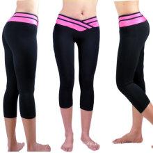 2016 novas calças de yoga de compressão de design