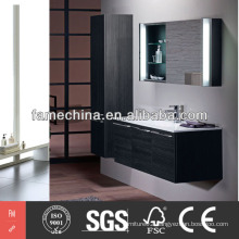 2014 Wood Veneer Bathroom Cabinet FM-MV1206