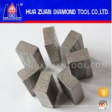 Diamant Sandwich Segment für Granit