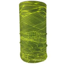Customized logo design printing on the high quality fabric bandanas Outdoor Neck Gaiter