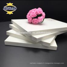 En gros blanc a4 jet d'encre imprimable pvc feuille de plastique