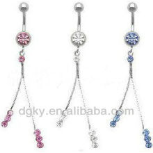 beautiful navel rings,wedding belly button rings,belly chain jewelry
