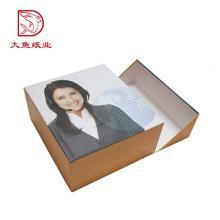 Usine direct personnalisé logo créatif téléphone image boîte de carton