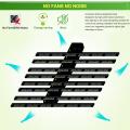 Luz de cultivo LED de cultivo vertical interior 640 Watt