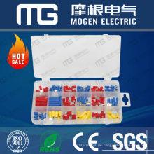 MG 350 Stück Kabelverdrahtung Messingklemmenkits