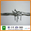 High Security Barbed Wire