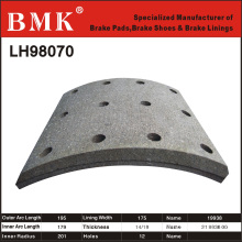 Advanced Quality Brake Linings (LH98070)