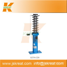 Elevator Parts|Safety Components|KT54-220 Oil Buffer|coil spring buffer