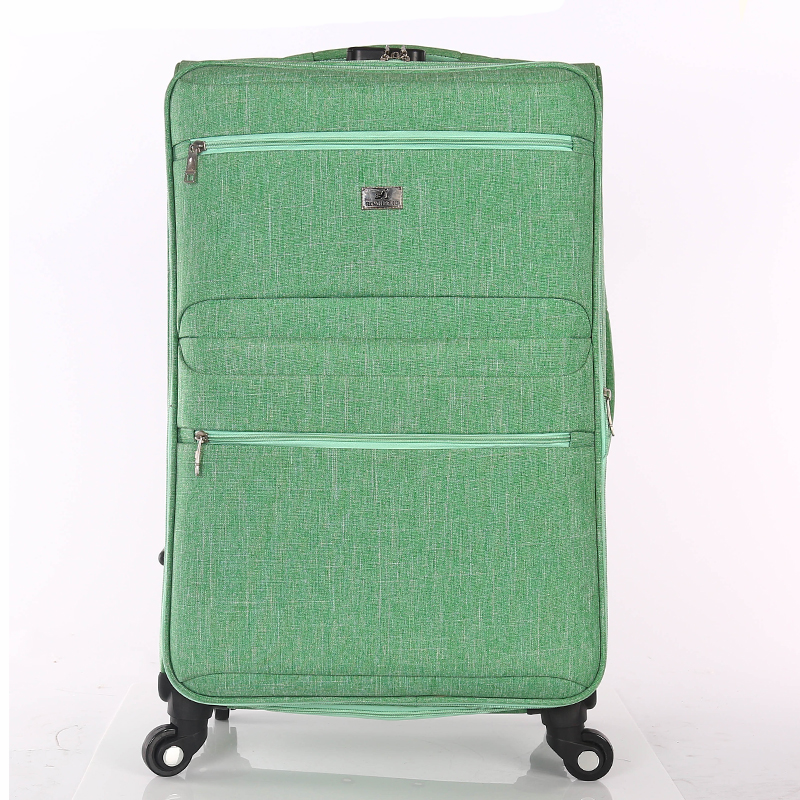 Brand name luggage