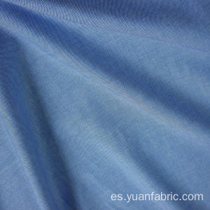 T / C Denim Fabric Good Quality - Dril de algodón azul