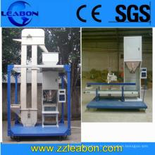 Le stockage de stockage de grain emploient la machine à ensacher mobile automatique de granule avec du CE