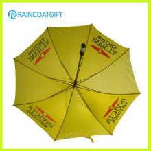 Paraguas grande del mercado del golf de la publicidad