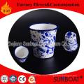 Sunboat Enamel Mug Enamel Cup Teacup Coffee Cup Tableware