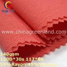 Rayon Viscose Chiffon Fabric for T-Shirt Textile (GLLML312)