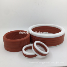 2018 hot sale V type rubber sealing ring Vlower oil group vee packing seals