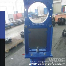 Cast Steel Slurry Gate Valve