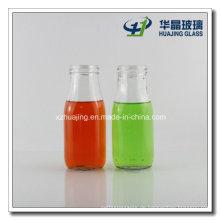 300ml 10 Unzen Glas Milch Flasche mit Schraubverschluss
