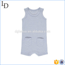 2018 new fashion sell cotton baby romper wholesale 1-3 months wear