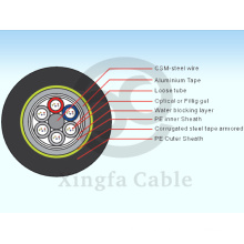 GYTA53 Optical Fiber Cable (GYSTA53/GYTA53)