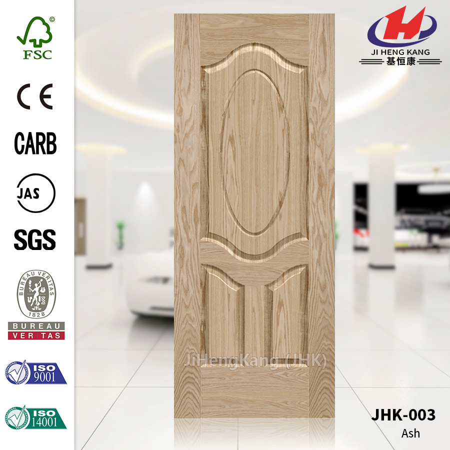 3+1 Chinese Moulded Ash Door Skin