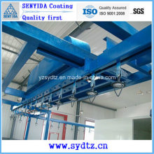 2016 Hot Powder Coating Machine/Equipment/Painting Line for Hanging