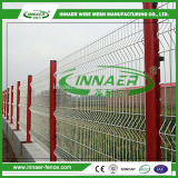 Steel practical and safe galvanized garden fence