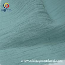 100%Cotton Champray Fabric with Garment Wash
